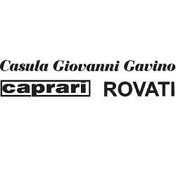 Casula Giovanni Gavino - Macchine agricole - commercio e riparazione Osilo