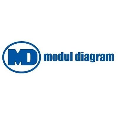 Modul Diagram - Divisione Medicale - Carta diagrammata e millimetrata Castel Bolognese
