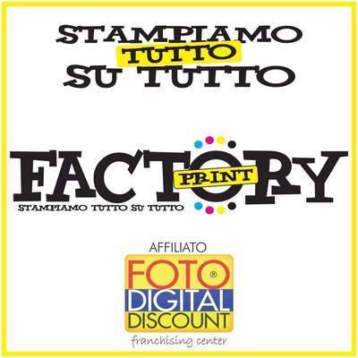 Fotodigitaldiscount Napoli - Factory Print - Stampa digitale Napoli