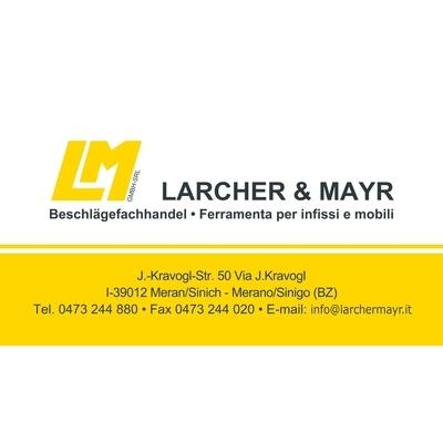 Larcher & Mayr Srl - Ferramenta - vendita al dettaglio Merano