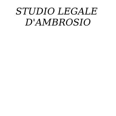 Studio Legale Associato D'Ambrosio - Avvocati - studi Cassino