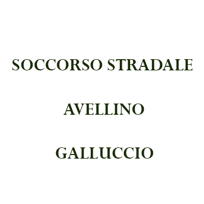 Soccorso Stradale Avellino - Galluccio - Autosoccorso Avellino