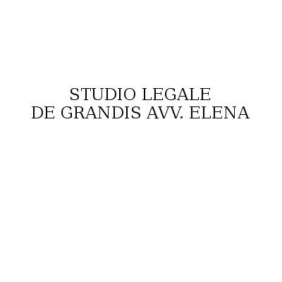 De Grandis Avv. Elena - Avvocati - studi Perugia