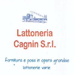 Lattoneria Cagnin - Lattonerie edili - prodotti Preganziol