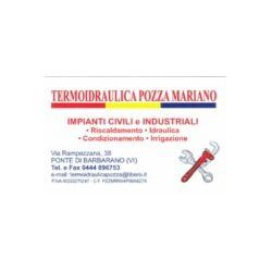 Termoidraulica di Pozza Mariano - Idraulici e lattonieri Barbarano Mossano