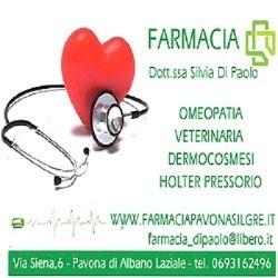 Farmacia Silgre Dott.ssa di Paolo - Erboristerie Pavona