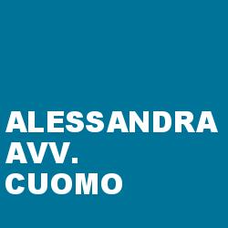 Studio Legale Cuomo Avv. Alessandra
