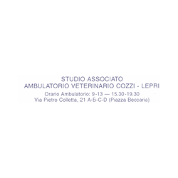Ambulatorio Veterinario Cozzi-Lepri