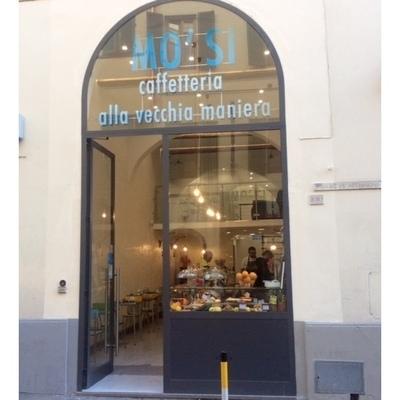Mò Si Caffetteria alla Vecchia Maniera - Paninoteche Firenze
