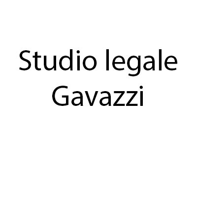 Studio Legale Laura Gavazzi