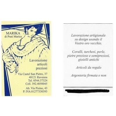 Gioielleria Marika - Gioiellerie e oreficerie - vendita al dettaglio Ravenna