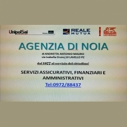 Agenzia di Assicurazioni di Noia - Pratiche automobilistiche Lavello