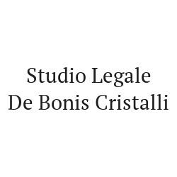 Studio Legale De Bonis Cristalli Avvocati Raffaele e Rocco - Avvocati - studi Potenza