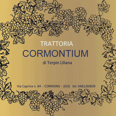 Trattoria Cormontium - Pizzerie Cormons