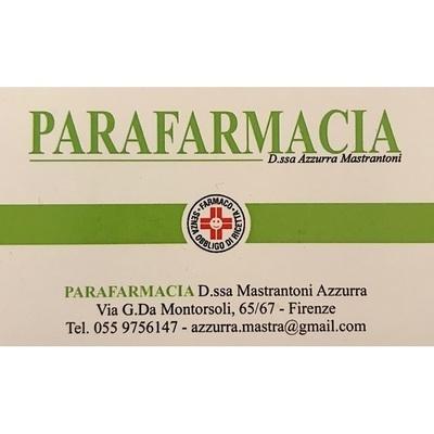 Parafarmacia Firenze Dott:Ssa Mastrantoni - Parafarmacie Firenze