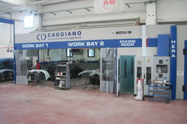 Autocarrozzeria Caggiano - Sant'Antuono, Localita' Sant ...