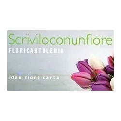Scriviloconunfiore - Floricartoleria - Fiori e piante - vendita al dettaglio Torino