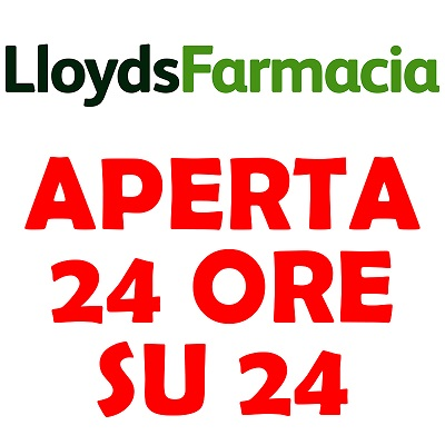 Á… Lloyds Farmacia Lissone N 1 24h A Lissone Mb Mappa E Orari
