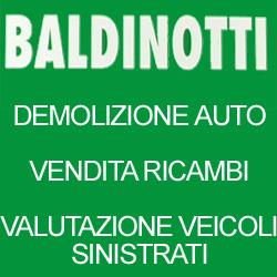 Autodemolizione Baldinotti - Ferro Capannoli