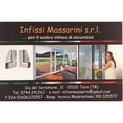 Infissi Massarini - Serramenti ed infissi metallici Terni