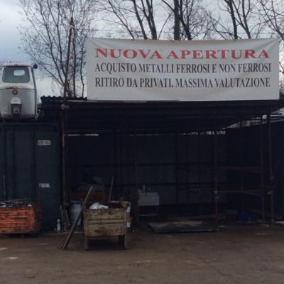 Fratelli Lunardi Sas - Rottami metallici Torino