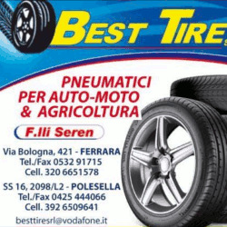 Best Tire Srl - Pneumatici - commercio e riparazione Ferrara