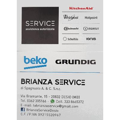 Brianza Service - Elettrodomestici - riparazione e vendita al dettaglio di accessori Desio
