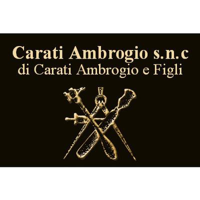 Carati Ambrogio Bronzista - Metalli - lavorazione artistica Milano