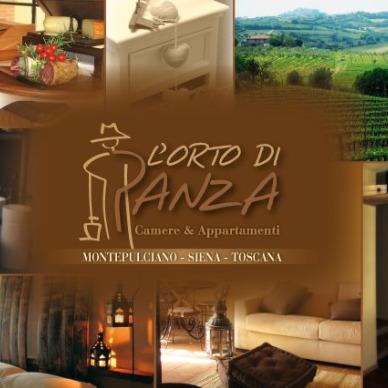 B&B L'Orto di Panza - Bed & breakfast Montepulciano