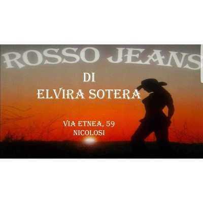 Rosso Jeans - Abbigliamento donna Nicolosi