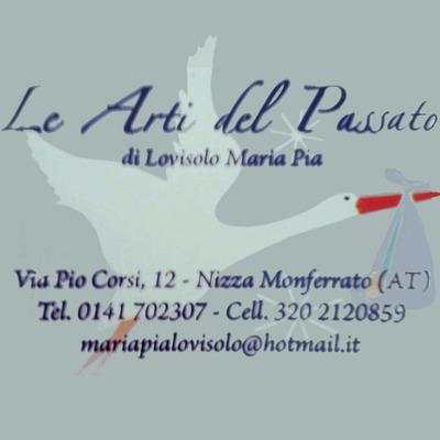 Le Arti del Passato - Abbigliamento - vendita al dettaglio Nizza Monferrato