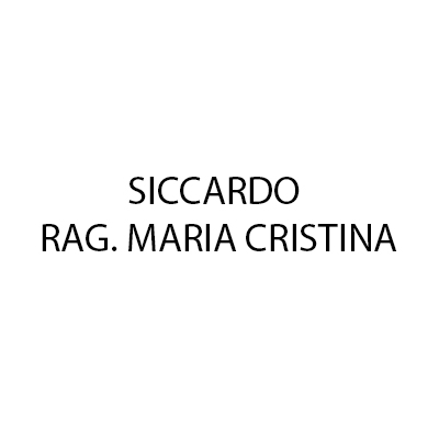 Siccardo Rag. Maria Cristina - Ragionieri - studi Savona