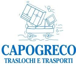Capogreco Traslochi e Trasporti dal 1980 - Traslochi Siderno
