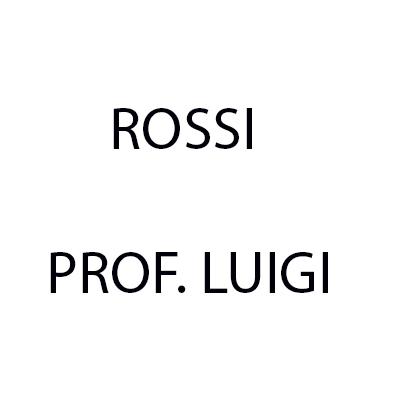 Rossi Prof. Luigi - Medici specialisti - oculistica Genova