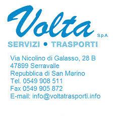 Volta Servizi Trasporti - Autotrasporti Città di San Marino