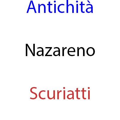 Antichità Nazareno Scuriatti - Antiquariato Castelraimondo