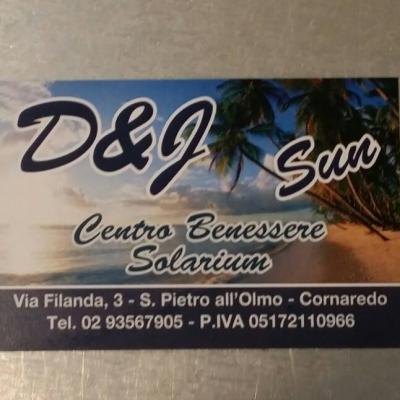 D&J Sun - Istituti di bellezza San Pietro all'Olmo