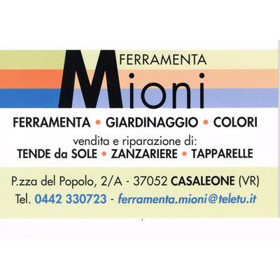 Ferramenta Mioni - Colori, vernici e smalti - vendita al dettaglio Casaleone