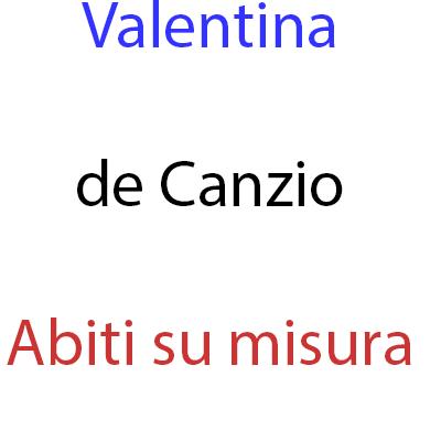 Valentina de Canzio Abiti su misura - Modelli per sartoria e abbigliamento Palermo
