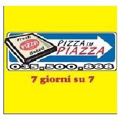 Pizza D'Asporto Pizza in Piazza