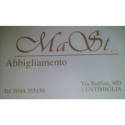 Mast Abbigliamento Donna e Accessori - Abbigliamento - vendita al dettaglio Ventimiglia