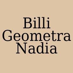 Billi Geometra Nadia - Studi tecnici ed industriali Tuoro sul Trasimeno