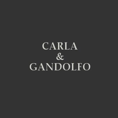 Carla e Gandolfo