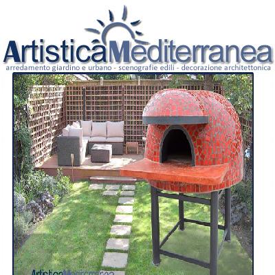 Forni a Legna per Pizze Artistica Mediterranea - Panifici, pizzerie e pasticceria secca - impianti e macchine Mercato San Severino