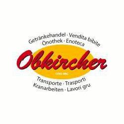 Obkircher Ohg - Enoteca - Acque minerali e bevande, naturali e gassate - commercio Nova Ponente