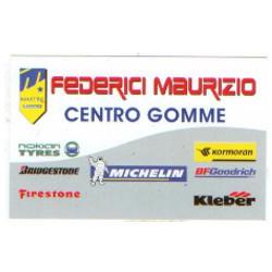Gommista Federici Maurizio - Pneumatici - commercio e riparazione Urbino