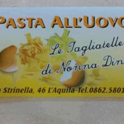 Le Tagliatelle di Nonna Dina - Paste alimentari - vendita al dettaglio L'Aquila