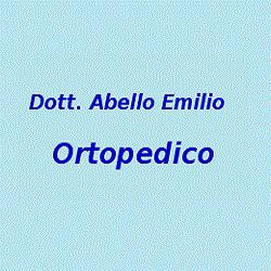 Abello Dr. Emilio - Medici specialisti - ortopedia e traumatologia Genova