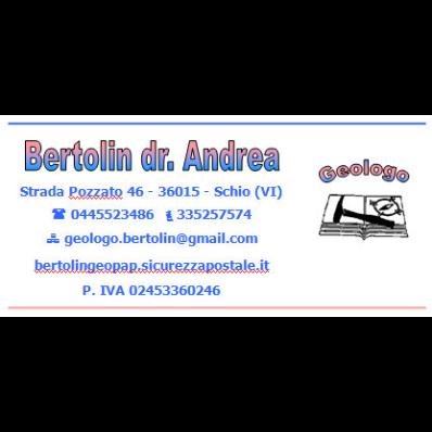 Bertolin Andrea Geologo - Geologia, geotecnica e topografia - studi e servizi Schio