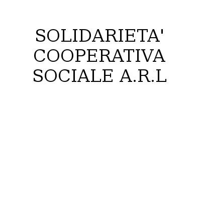 Solidarieta' Cooperativa Sociale a R.L - Parcheggio - impianti ed attrezzature Sorrento